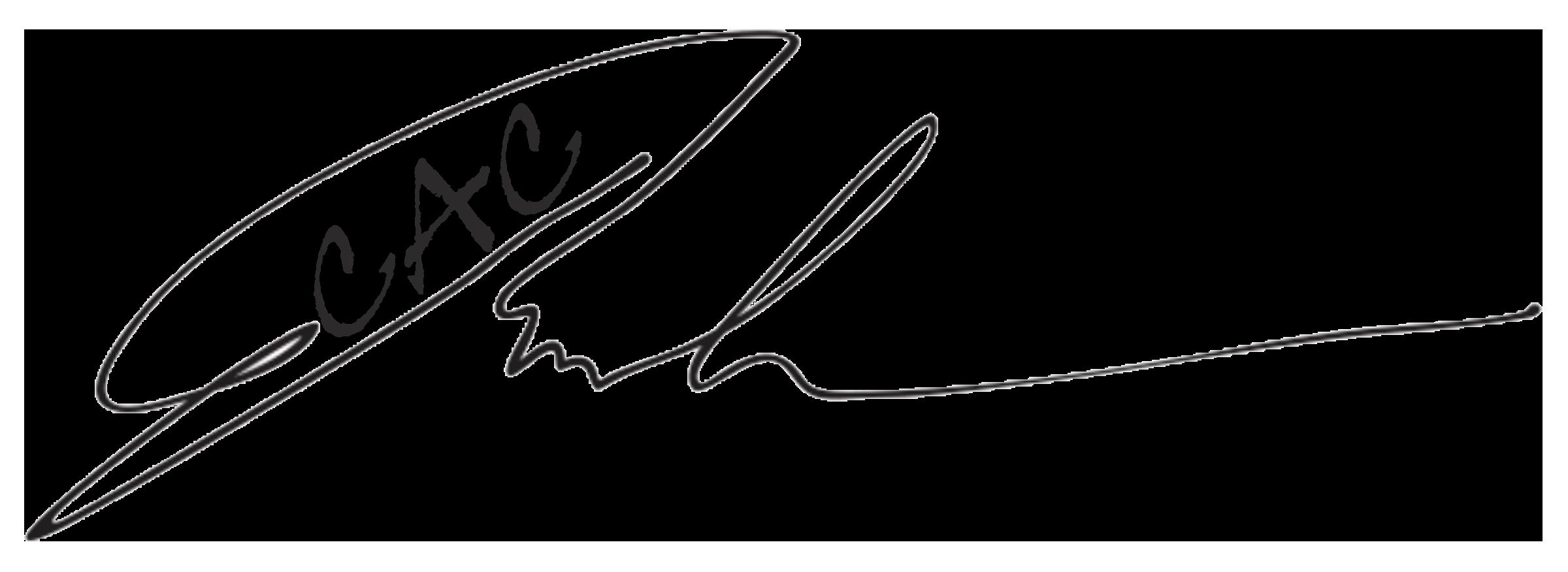 signature cacsignature