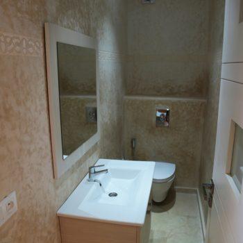 marbre translucide projet villa